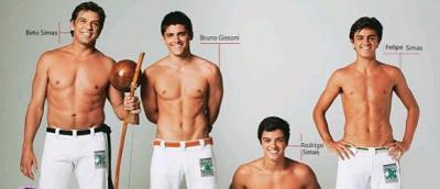 Beto Simas e Rodrigo Simas são os mais famosos