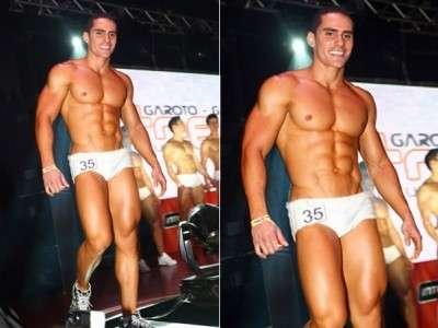 Concurso Garoto Fitness