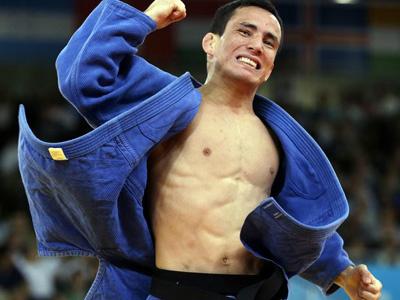 O judoca Felipe Kitadai tem chance de medalha nas Olimpíadas de Londres 2012