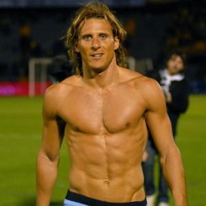 Diego Furlan, da seleção do Uruguai