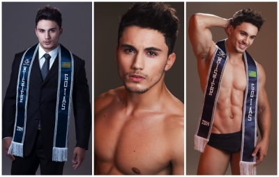 Mister Mundo Brasil 2014 - Goiás